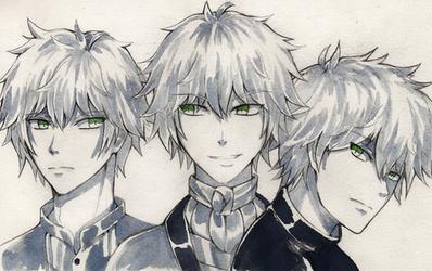 Vesper Sketches