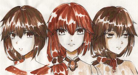 Faina Sketches