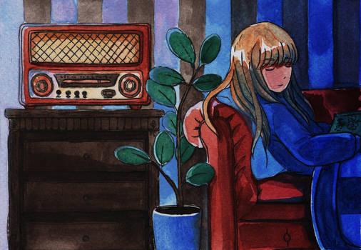.Inktober. Radio