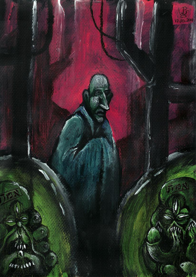 Kastrato on Hale Bebop (17 December 2014) by nekrotherium