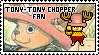 Tony Tony Chopper Stamp by Stampsandcrap