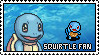 Squirtle Stamp