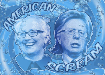 AMERICAN SCREAM by dolphinandcow