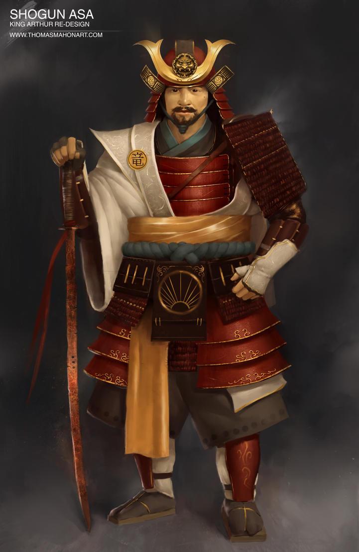 shogun asa