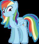 Motherly Rainbow Dash
