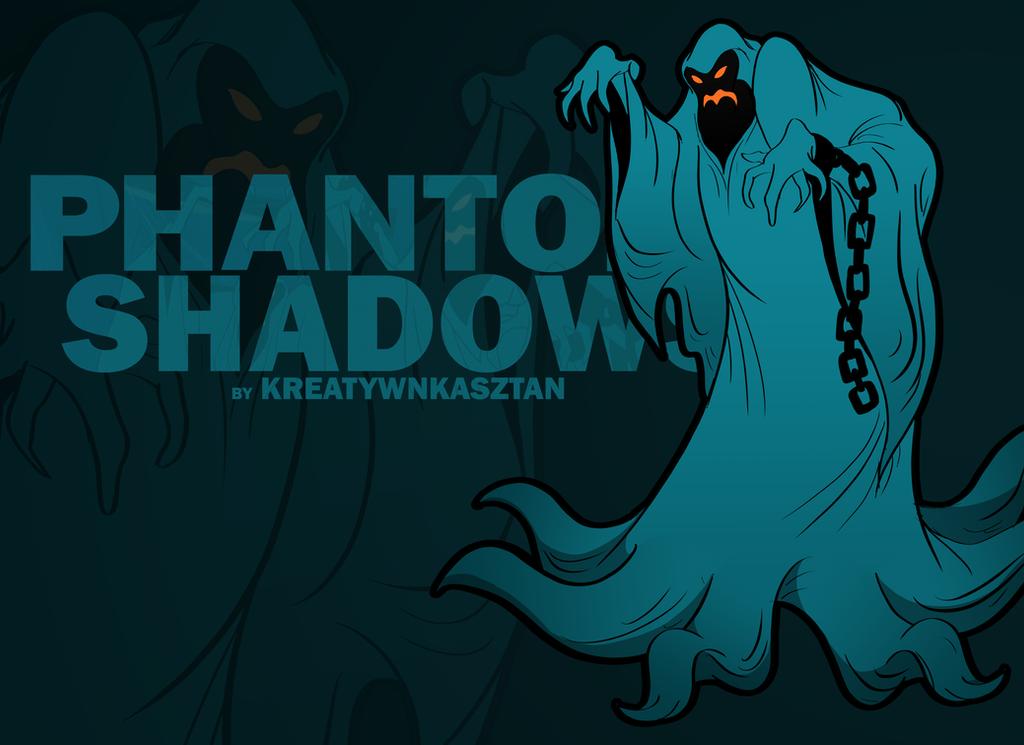 Phantom Shadow - SPOOKY OCTOBER by KreatywnKasztan