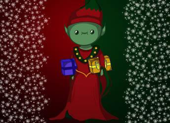 Cute Chibi Gremlin - Heroes of Might and Magic 3 by KreatywnKasztan