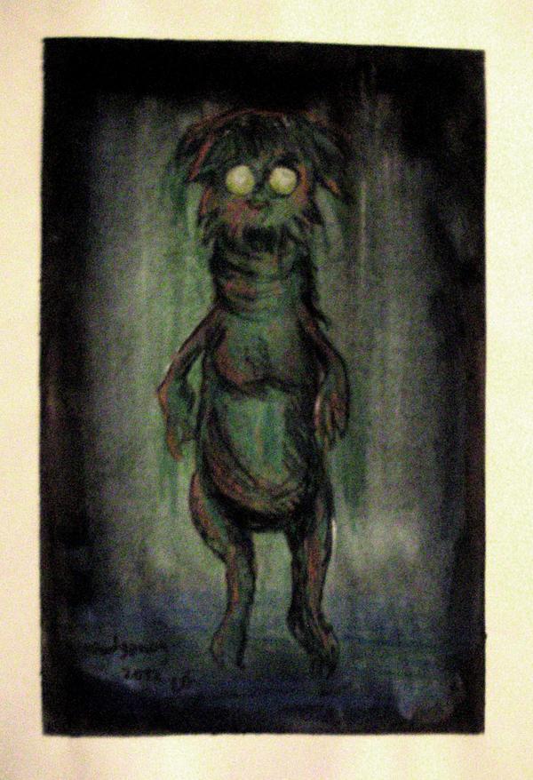 Vodyanoy (Swamp Spirit) by ShadeOvWarlock