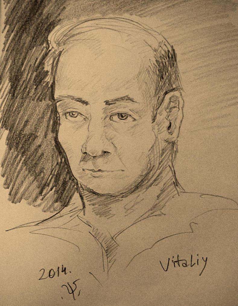 My OC Vitaliy by ShadeOvWarlock