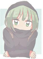 clrdascii2 ISIS-chan by ritsuka-chan96