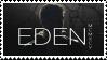 EDEN Stamp by starryraindrops