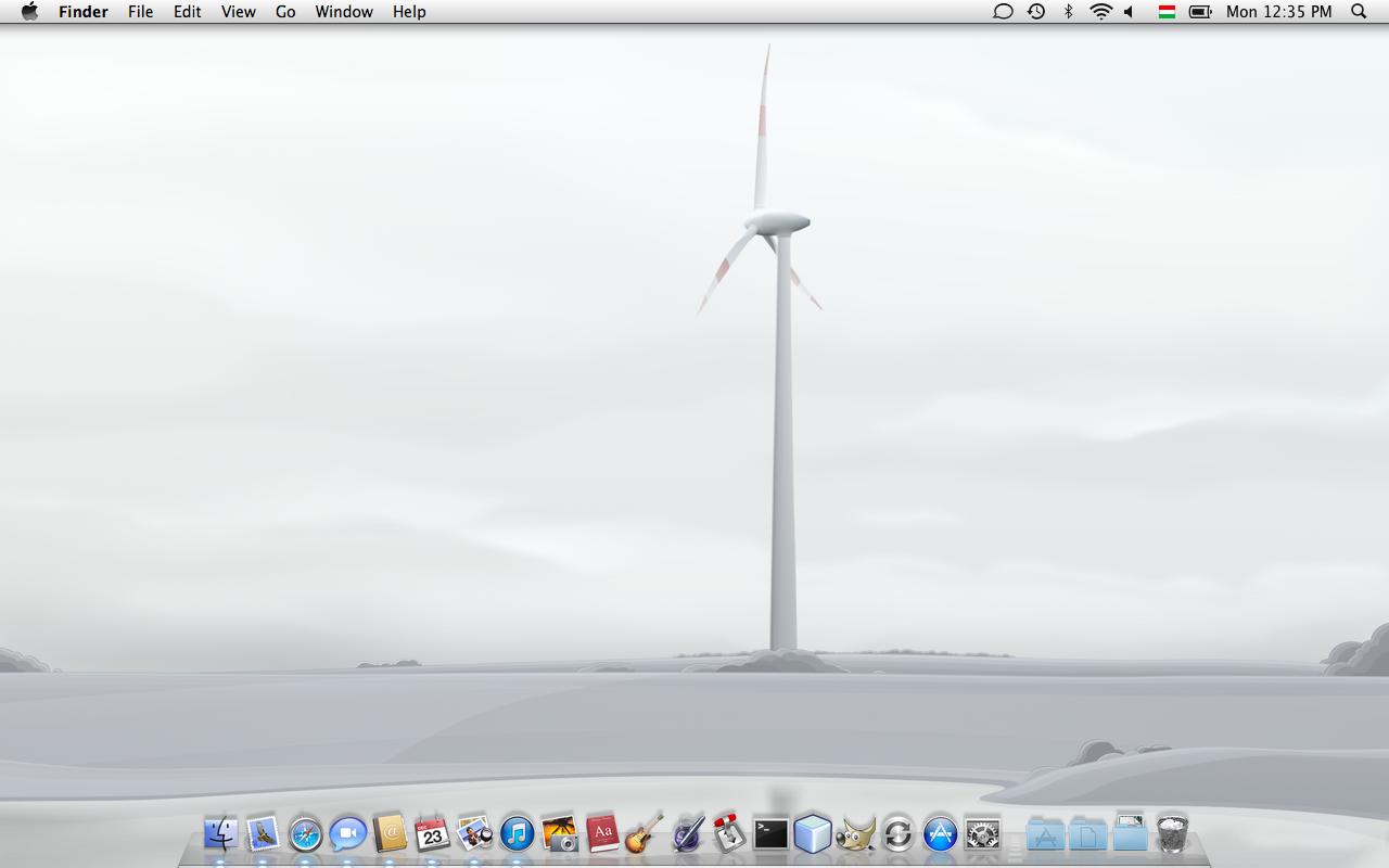 21st century windmill by junkie002