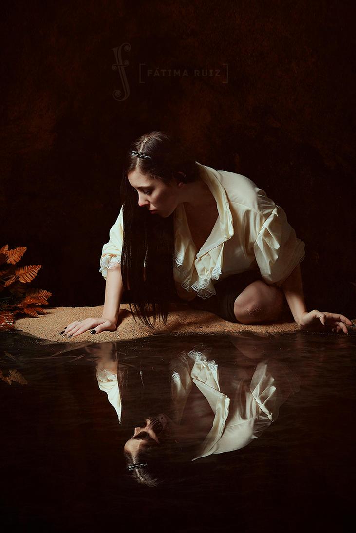 Narciso  Wallpaper  Fatima Ruiz by FatimaRuiz