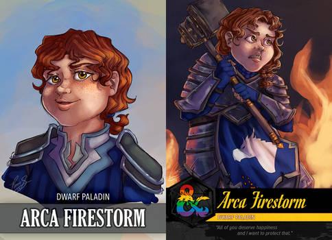 Arca Firestorm