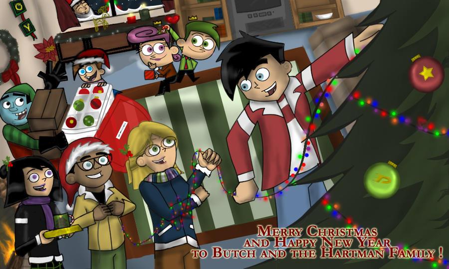 xX MERRY CHRISTMAS BUTCH Xx by DannyPhantomAddict on DeviantArt