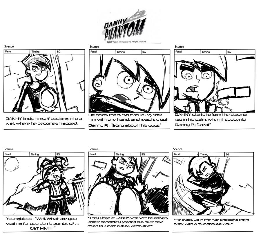 Dp Storyboard By Dannyphantomaddict On Deviantart