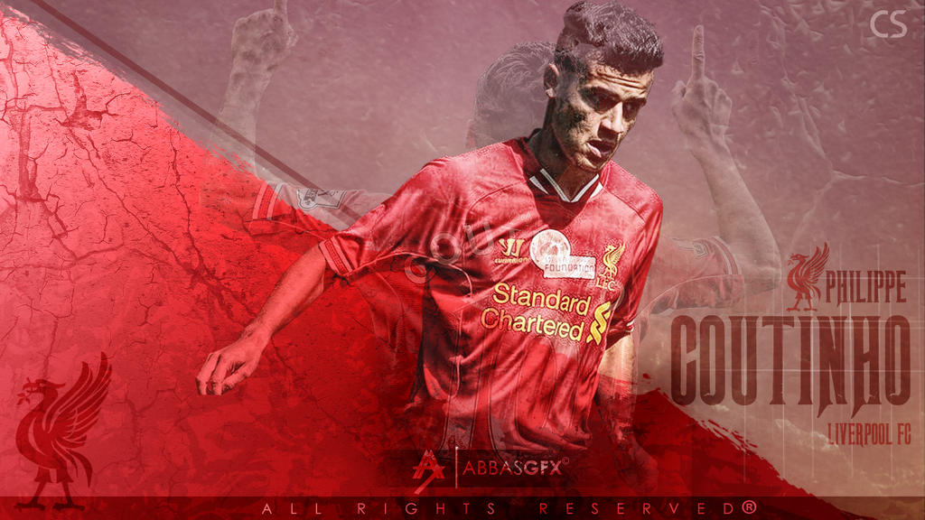Philippe coutinho by abbaszahmed on deviantart - Coutinho wallpaper hd ...