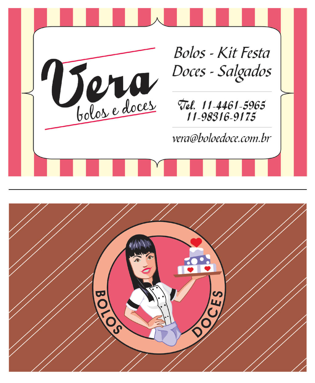 Vera - Bolos e Doces by emerson-peraira