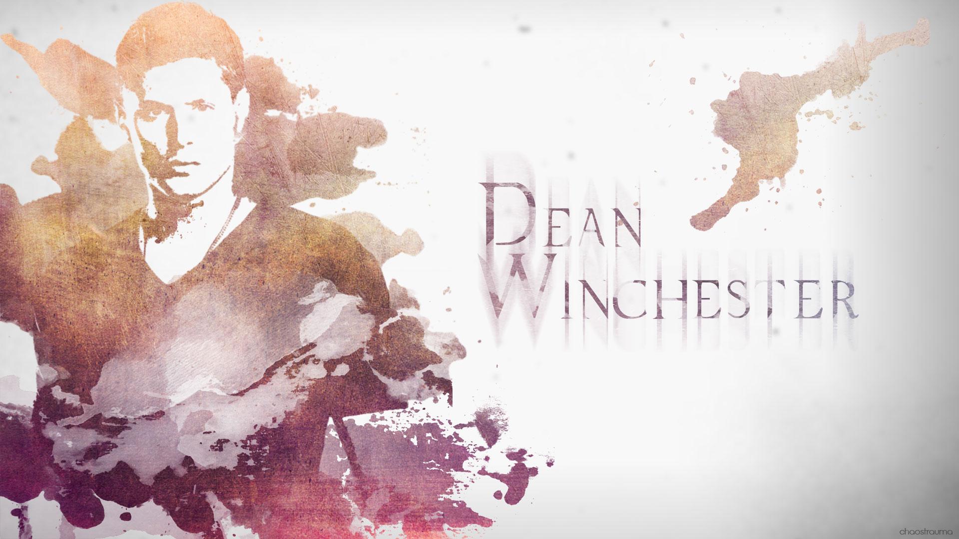 Most Inspiring Wallpaper Logo Supernatural - supernatural_wallpaper___dean_winchester_by_chaostrauma-d8dr4se  Photograph_601769.jpg