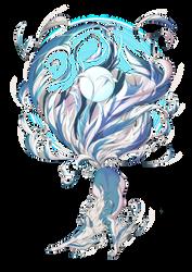 Sphere bleue by HymnerasArt