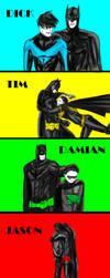 HUG Bats2 by SkyriseLIU