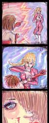 Sisterly Rivalry by ph00nix