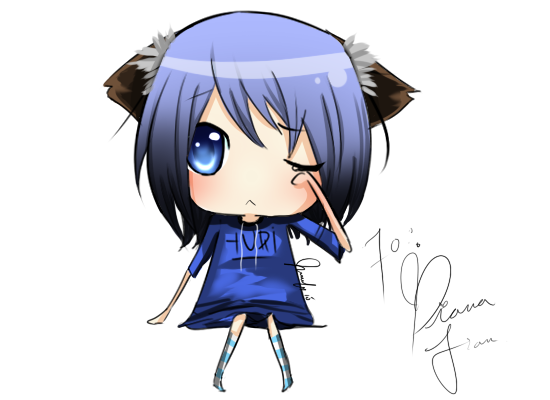 diana chibi - photo #26