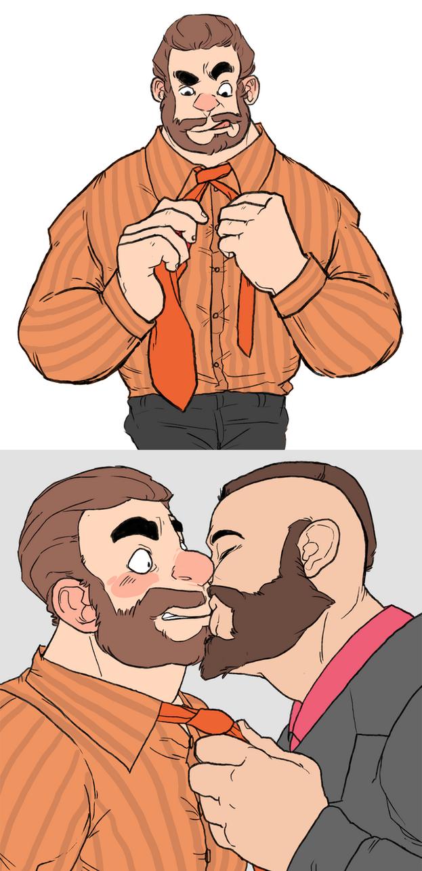 more bearded babies by KingTheory