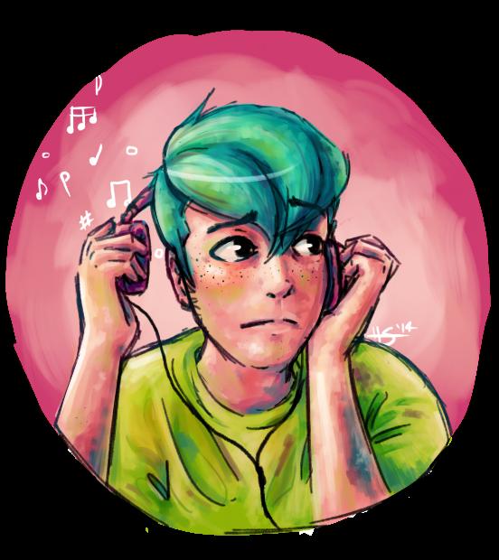 Headphones by MrThesaurus
