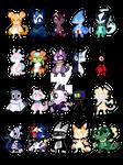 Random Species flatsale(Close)