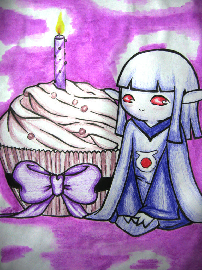 Cupcake and Me by lexiepotter