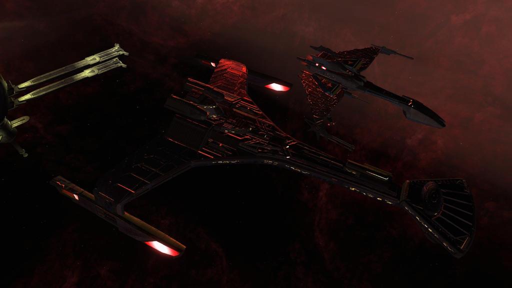 Klingon Ships by ceri270678