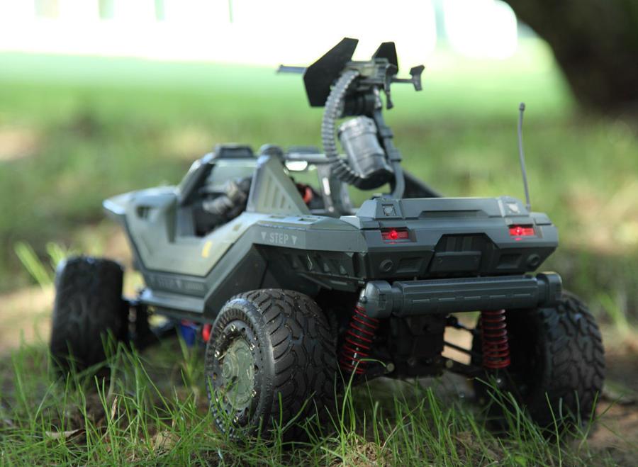 RC Halo Warthog by DANQUISH