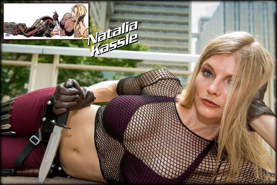 Natalia Kassle by DANQUISH