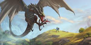 Breath Of The Wild Argorok Battle
