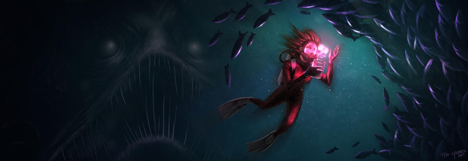 Diver by Zombie-Graves