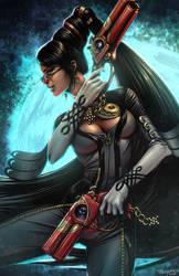Bayonetta by Zombie-Graves