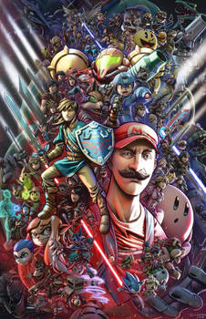 Smash Bros 2018