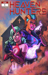Heaven Hunters - Issue #1 Cover