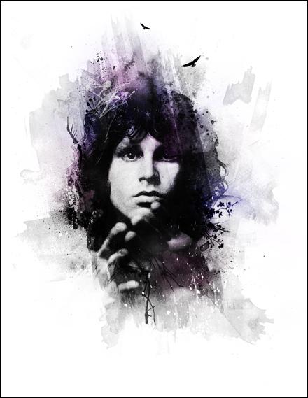 Jim Morrison by LowWinterSun08