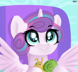 Flurry Heart and Whammy