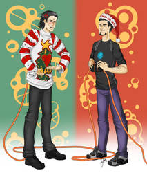 A FrostIron Christmas