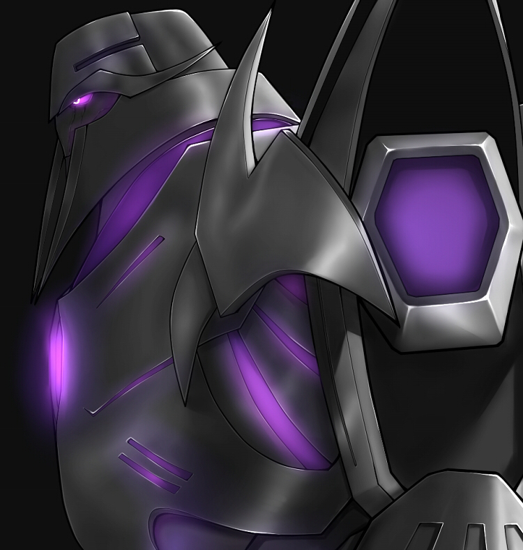 Megatron:TFP 2 by ka-ju