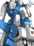 Topspin and Twin Twist