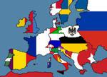 Victorious Napoleonic Empire
