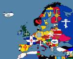 Alternate Flags of Europe