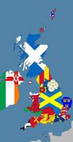 Flags of Broken Britain