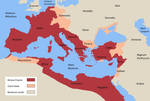 The Roman Empire at the time of Christ's Birth