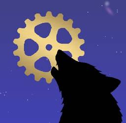 Steam Powered Wolf