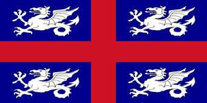 Flag of Pan-Saxonism